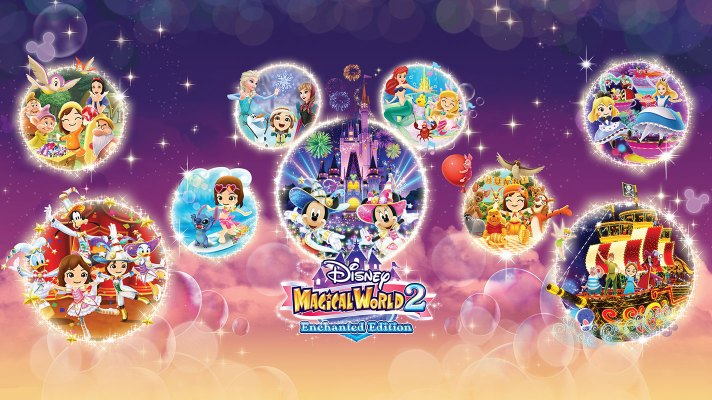 Relive the magic with Disney Magical World 2: Enchanted Edition