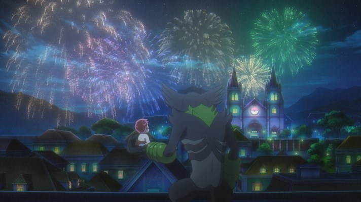 The next Pokémon movie launches on Netflix next month, with celebrations all around