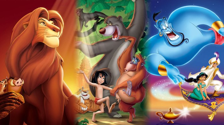Disney brings its Classic Games Collection back with 16-bit 'The Jungle Book' and SNES Aladdin