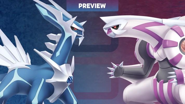 Preview: Pokémon Brilliant Diamond and Shining Pearl