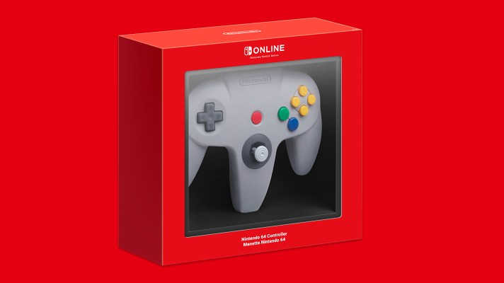 The Nintendo 64 Controller for Switch back in stock on Aussie My Nintendo Store (Update: Gone)
