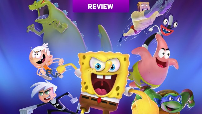 Nickelodeon All-Star Brawl (Switch) Review