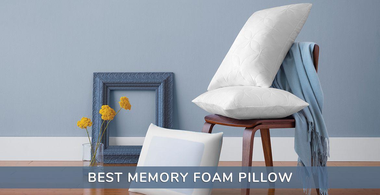 best memory foam pillow 2019 reviews