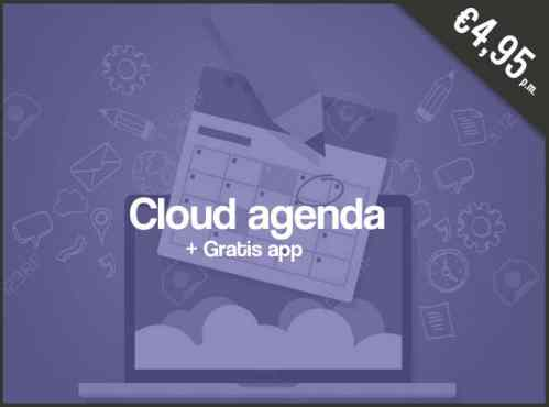 agenda cloud, online afspraken, online boekingen