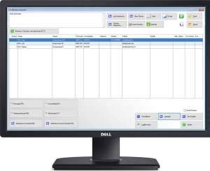 klant beheer kassa software