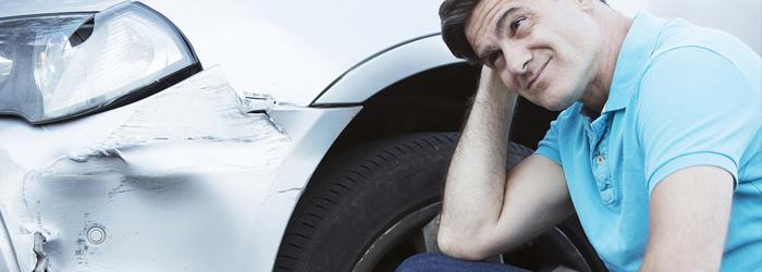 Aansprakelijkheid deuk in auto