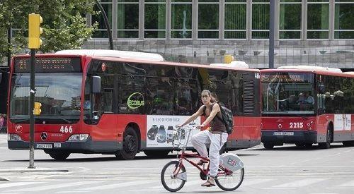 Ahorro transporte