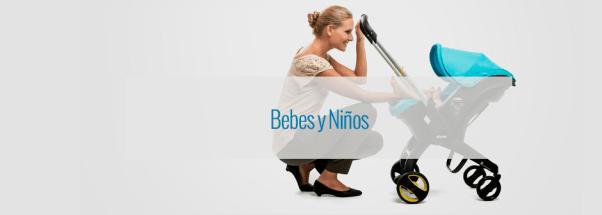 Cupones descuento productos para bebes y niños
