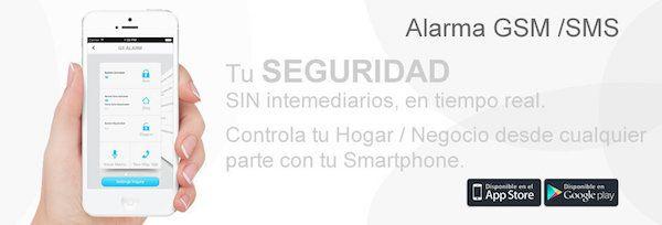Alarma sms