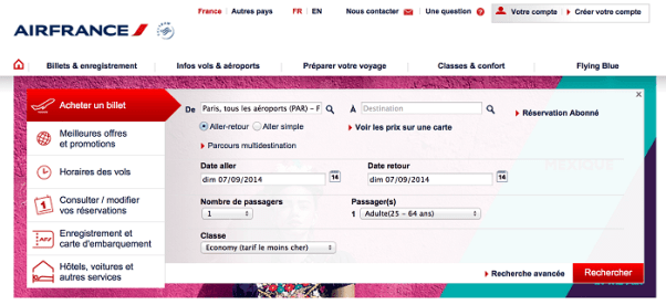 Airfrance.fr