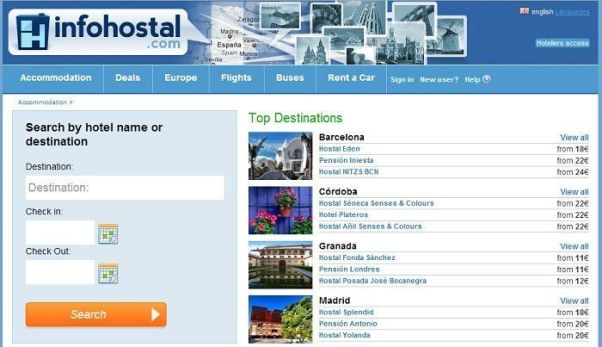 Infohostal