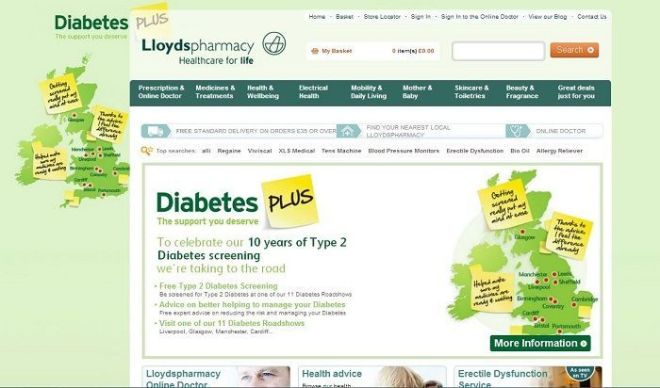 lloydspharmacy.com