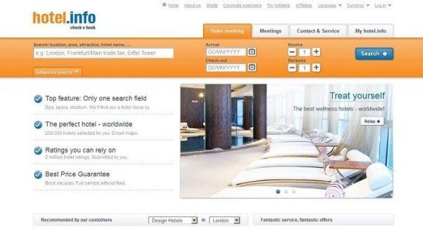 Hotel.info discount