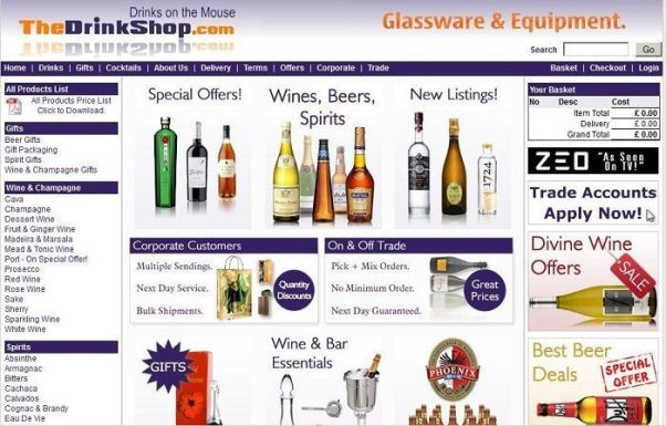 TheDrinkshop Discount