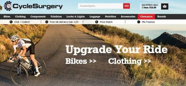 Cyclesurgery.com