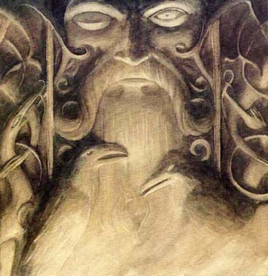 Odin - La Mitología Nórdica