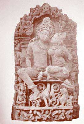 Potenzialità della Sessualità - Shiva e Parvati