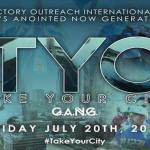 Take Your City – 20 juli 2018