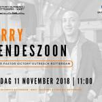 Gastspreker Ps. Jerry Mendeszoon