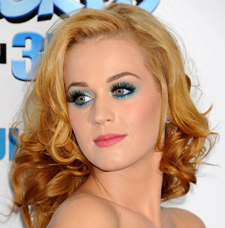 katy perry blue