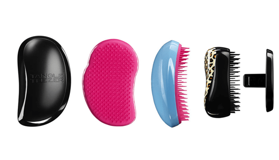tangle teezer cabello sano