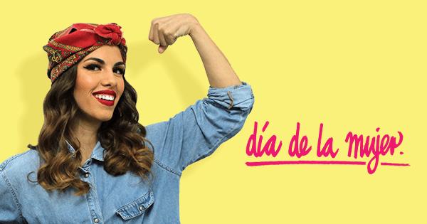 día de la mujer blog