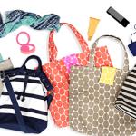 Los 5 indispensables en tu bolsa de playa