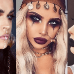 5 looks de maquillaje para Halloween