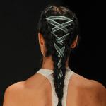 Corset Braids, la nueva forma de hacer trenzas