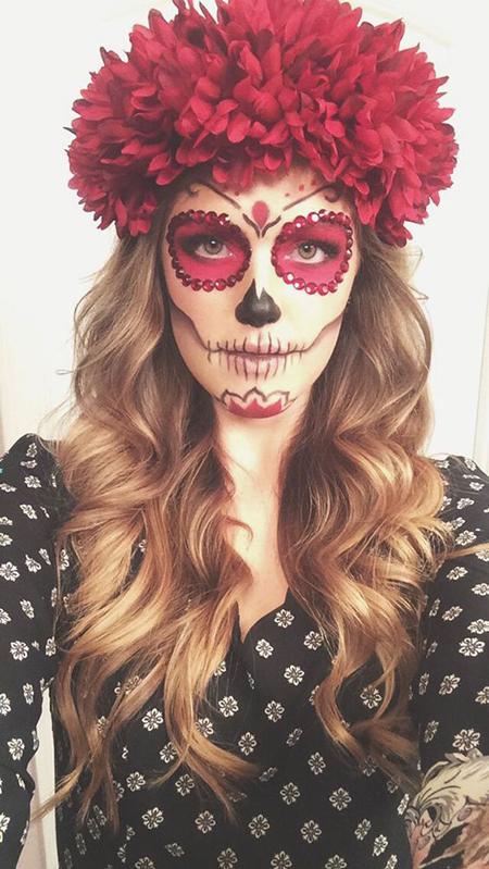 Ponle Glamour A Tu Disfraz De Catrina Vorana Blog