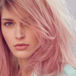 Rose Gold el color de cabello más HOT del momento