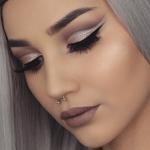 Cómo lograr un maquillaje Cut Crease