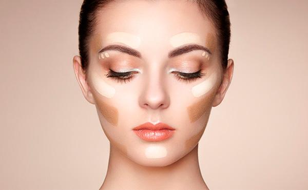 Obtén un Makeup natural utilizando contour