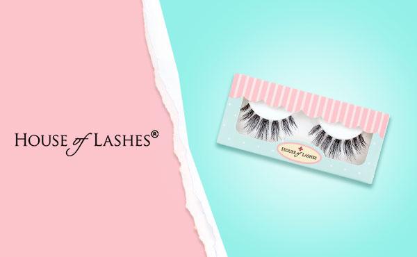 pestañas postizas de house of lashes