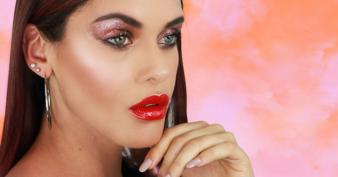makeup looks con brochas de maquillaje sigma beauty