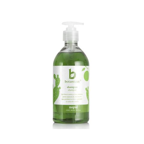 Shampoo de nopal