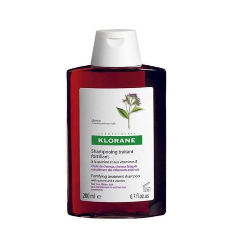 shampoo fortificante de quinina