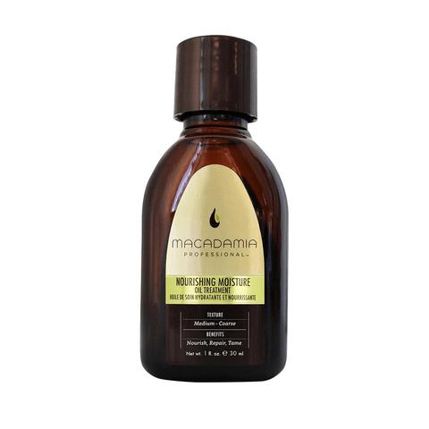 Aceite humectante para cabello