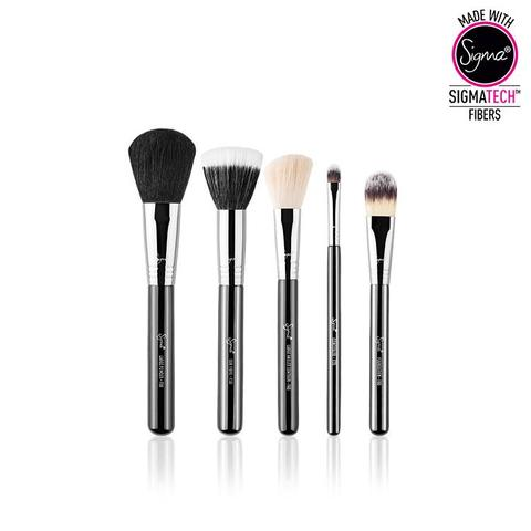 kit de brochas de sigma beauty