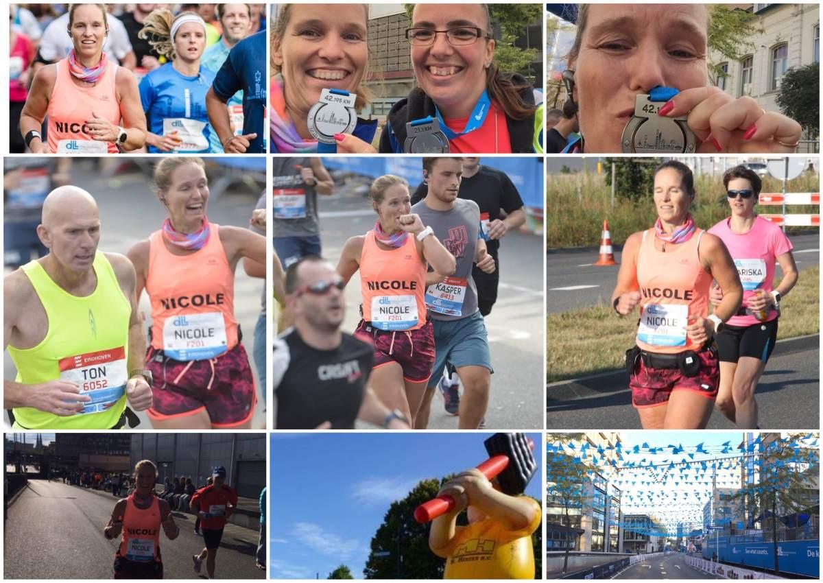 Mijn eerste marathon - raceverslag