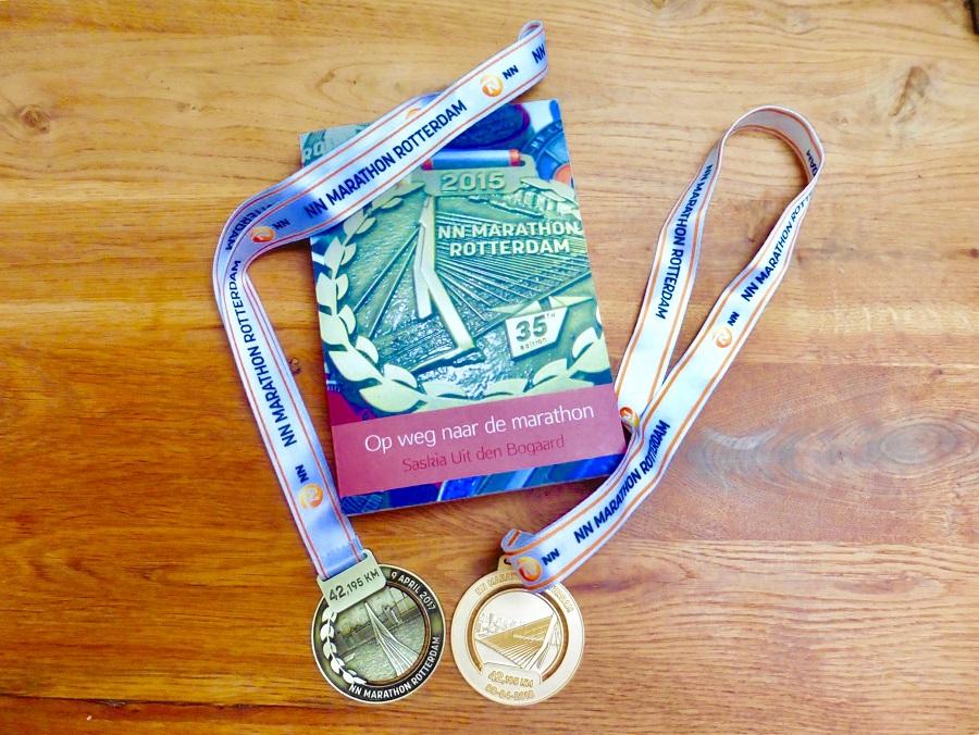 Boek: Op weg naar de marathon