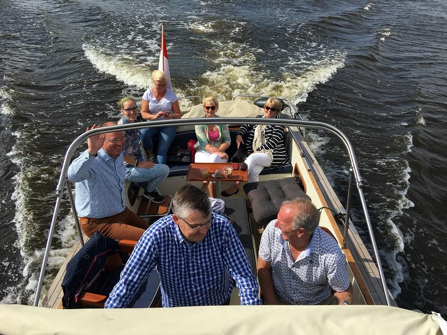 Vlog 2, van lopen op de hei tot varen op de Amstel
