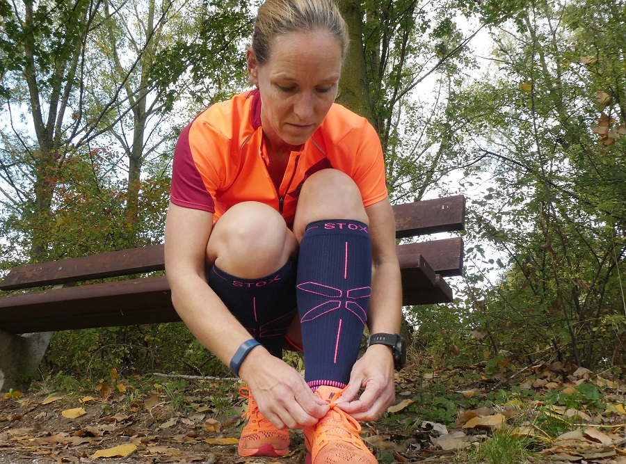 Review: Stox compressiekousen