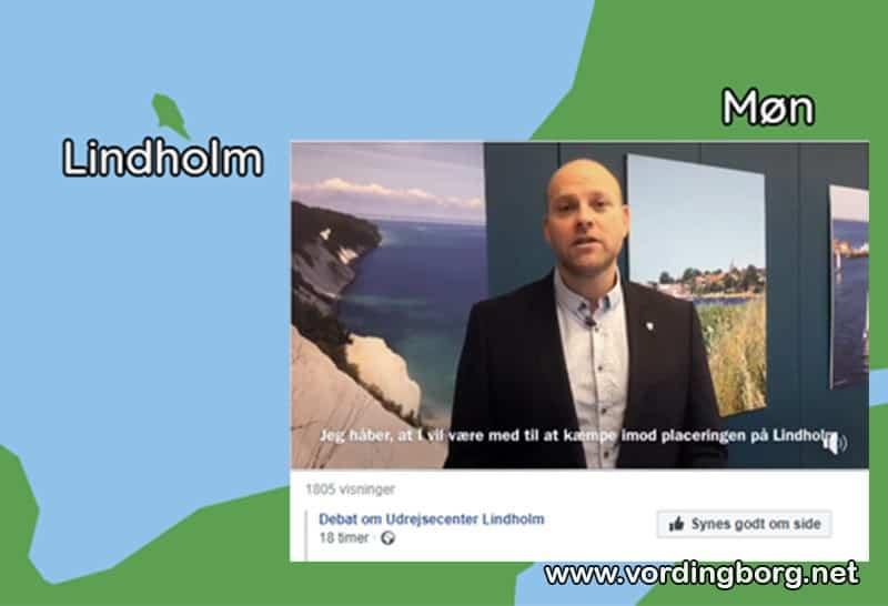 Vordingborgs borgmester opfordrer til at deltage i debatten om Lindholm