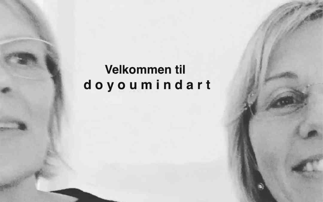 """Lokal kunstnerduo udstiller i """"Den Gule Stald"""" d. 8. og 9. marts 2019"""