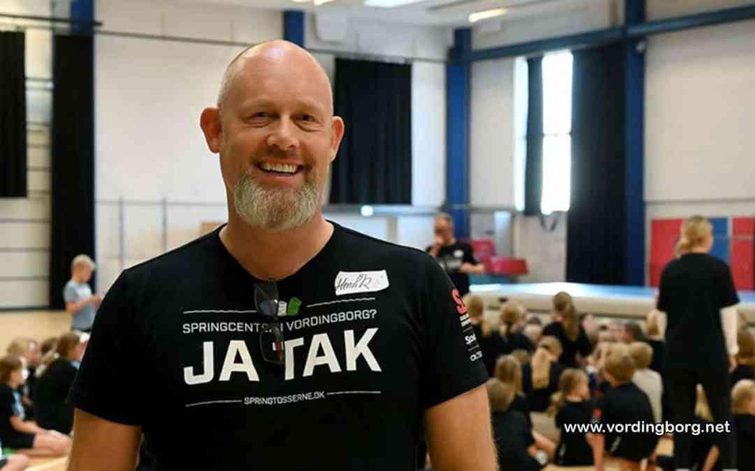 De lokale Springtosser er nomineret til Danskernes Idrætspris