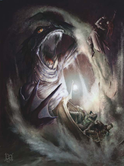 Kuo Toa, Leviathan