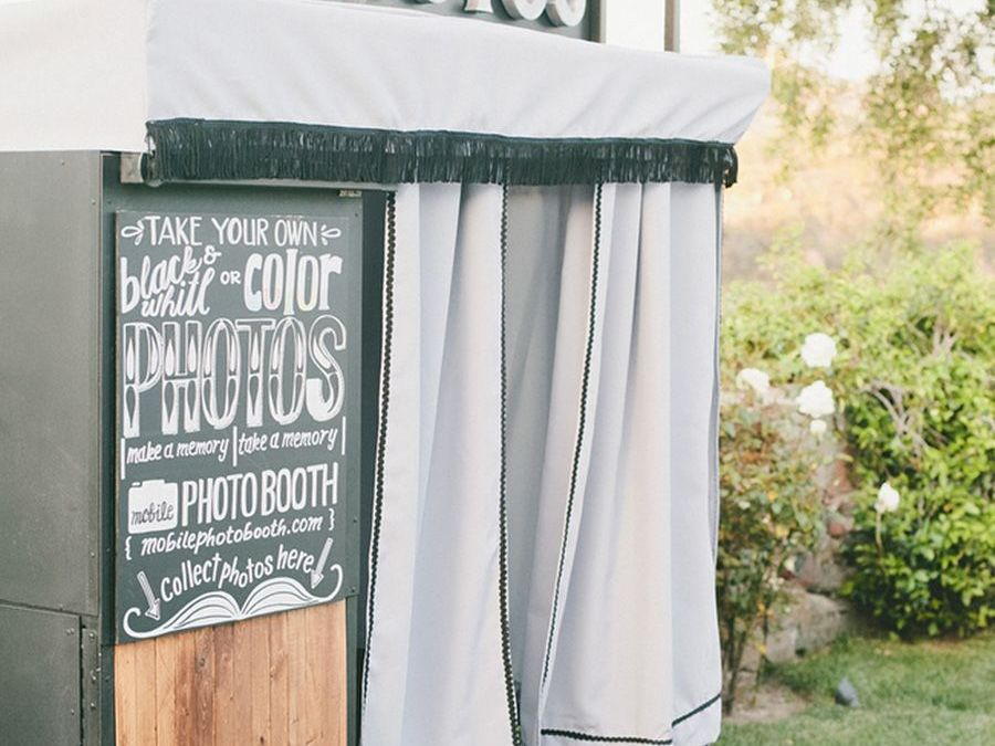Photo Booths and Weddings