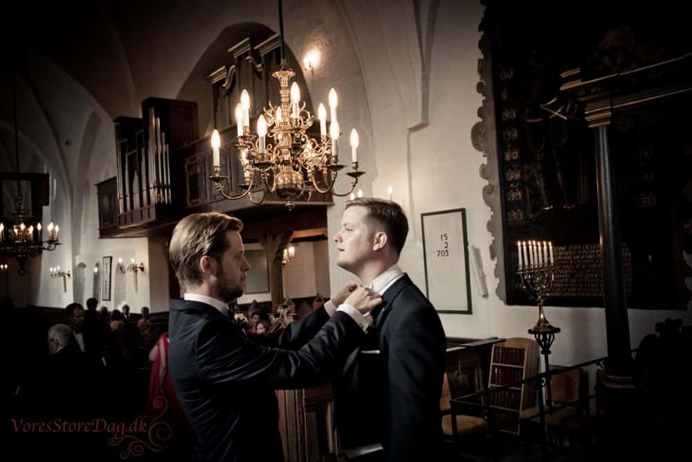 bryllup dronninglund slot 19