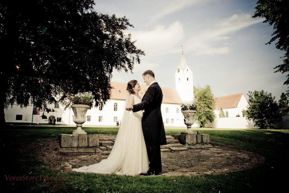Dronninglund Slot bryllup